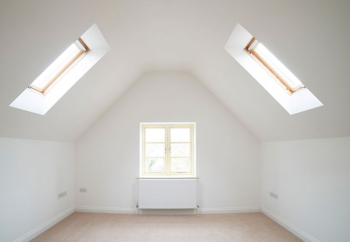Loft space renovation